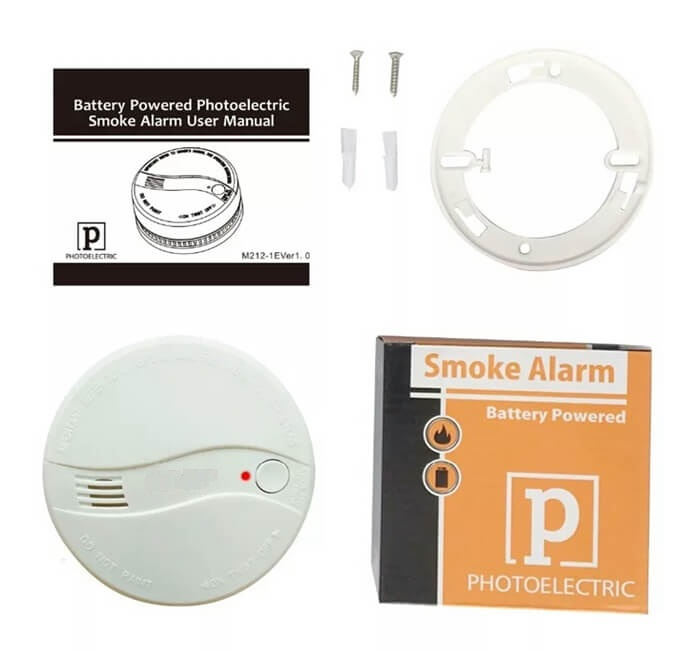 sumring smoke detector cost is cheap