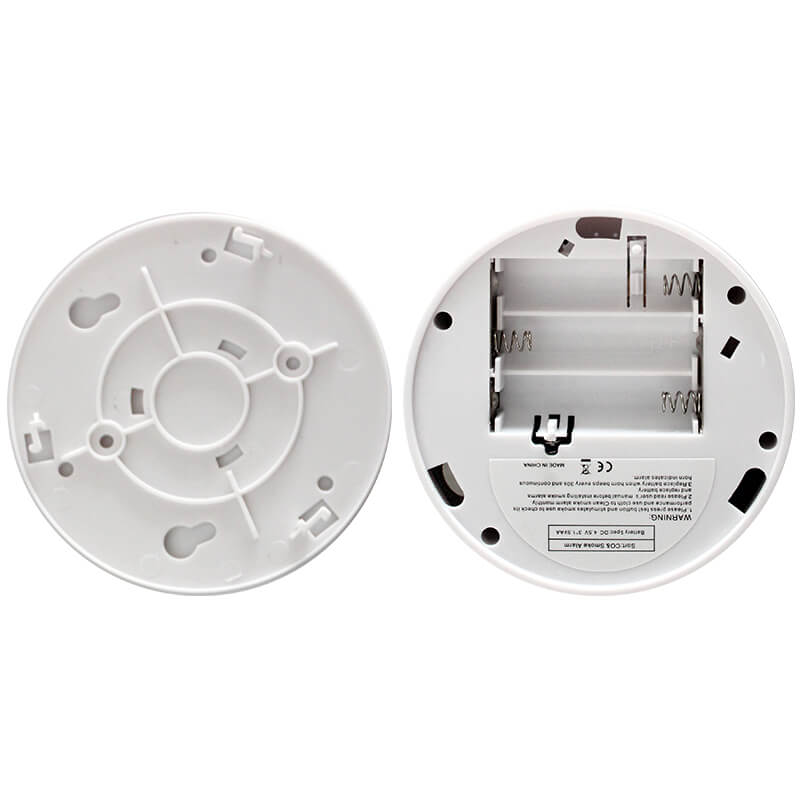 fire detector smoke co detector