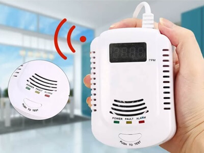 Do you know what is the combustible gas leak detector ?