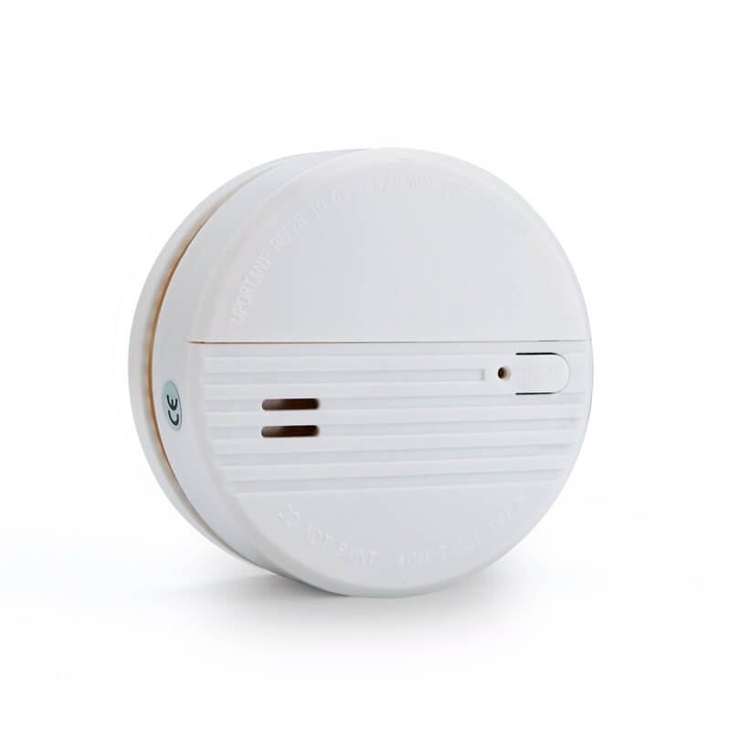 photoelectric smoke alarm low smoke detector price for fire and safety