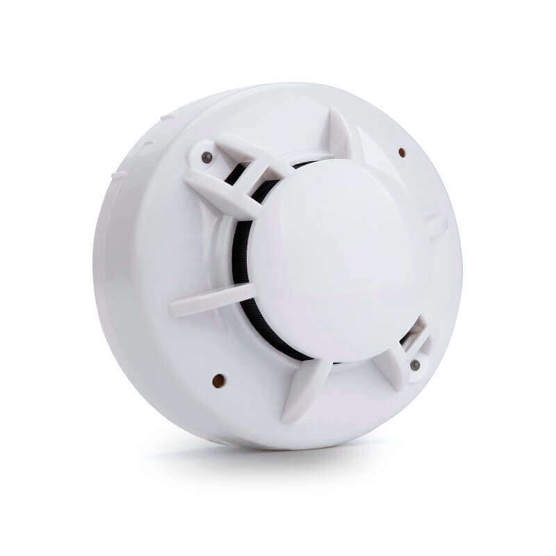 Factory prices fire alarms heat detector alarm 2 wired heat detector types