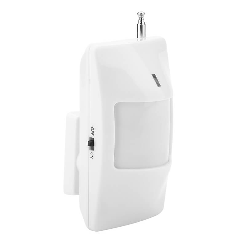 Wide Angle wireless pir alarm passive infrared sensor detector
